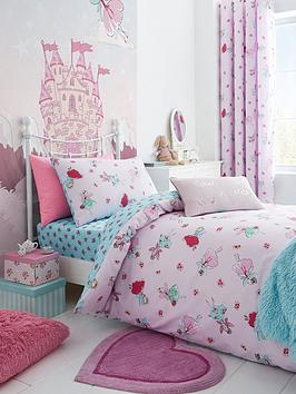 catherine-lansfield-nbspfairies-junior-duvet-cover-and-pillowcase-set
