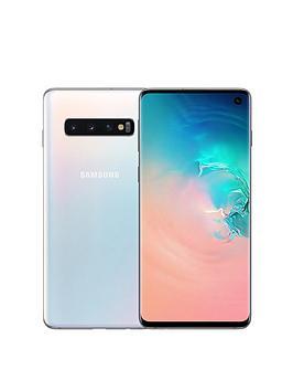 Samsung Samsung Galaxy S10 White - 512Gb Picture