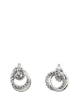 hot-diamonds-hot-diamonds-sterling-silver-unity-circle-stud-earrings