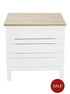 lloyd-pascal-hampton-laundry-hamper-whiteoak-effect