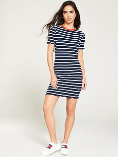 tommy-jeans-babylock-stripe-bodycon-dress-navywhite