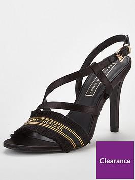 tommy-hilfiger-satin-heeled-sandals-black