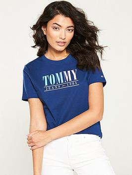 tommy-jeans-summer-logo-t-shirt-blue