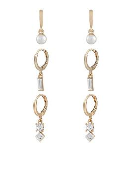 accessorize-swarovski-hoop-earring-set