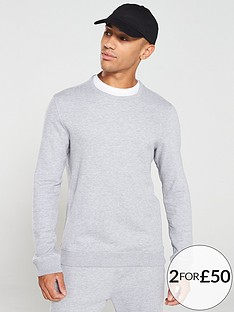v-by-very-essentials-crew-neck-sweater-grey