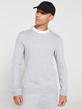 V by Very V By Very Crew Neck Sweatshirt - Grey Picture