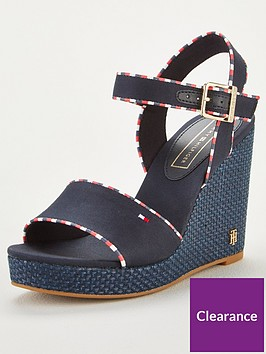 tommy-hilfiger-corporate-detail-high-wedges-navy