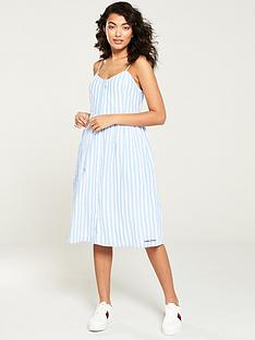 tommy-jeans-summer-stripe-strap-dress-blue-stripe