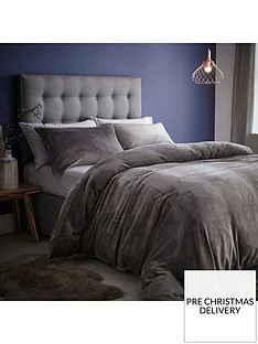 silentnight-velvet-touch-fleece-duvet-cover-set