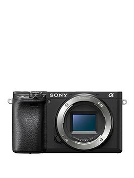 Sony Sony Sony Α6400 E-Mount Mirrorless Camera With Aps-C Sensor And  ... Picture