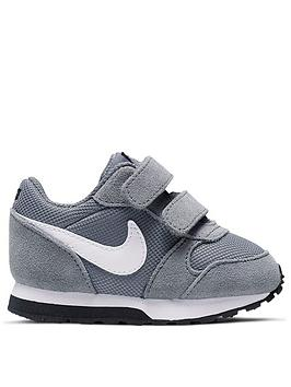 nike-infant-md-runner-2-trainers-greywhite