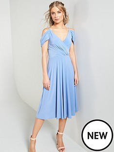 v-by-very-occasion-cold-shoulder-jersey-midi-dress-powder-blue
