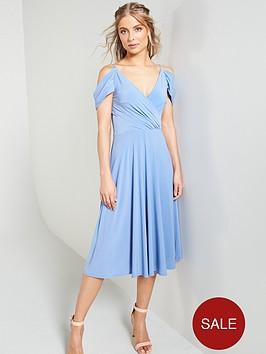 v-by-very-occasion-cold-shoulder-jersey-midi-dress-powder-blue