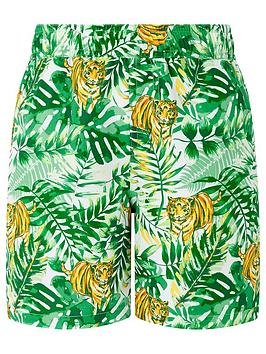 monsoon-travis-shorts-green