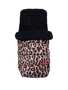cosatto-paloma-leopard-footmuff