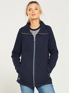 regatta-fayona-fz-fleece-top-navynbsp