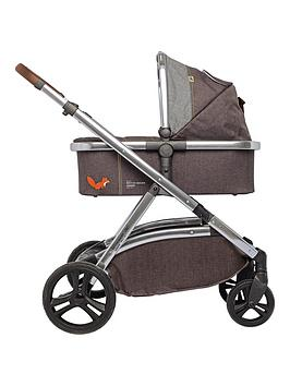 Cosatto Cosatto Wow Xl Pushchair, Carrycot, Mode Adaptors, Raincover & Toy  ... Picture