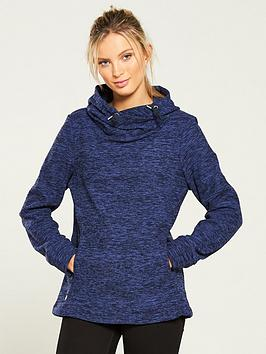 regatta-kizmet-hooded-top-navynbsp