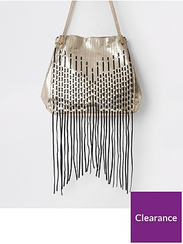 river-island-river-island-leather-tassel-slouch-bag-gold