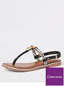 river-island-river-island-ring-and-rope-leather-sandal-black