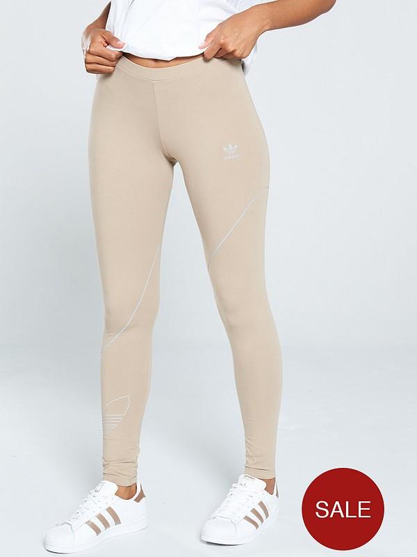 78 Ultimate Alive Tight Adidas Print High Rise Pantalon