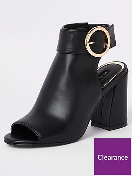 river-island-buckle-shoe-boot-black