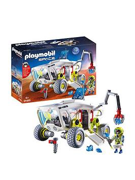 PLAYMOBIL Playmobil Playmobil 9489 Space Mars Research Vehicle With  ... Picture