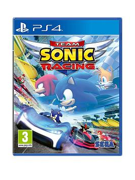 Playstation 4 Playstation 4 Team Sonic Racing Picture