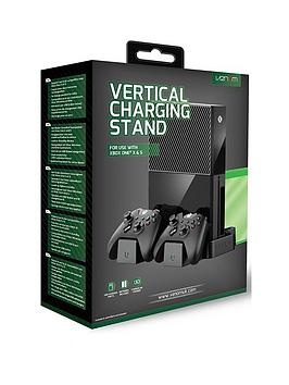 Venom Venom Xbox One Black Vertical Charging Stand With Rechargeable  ... Picture