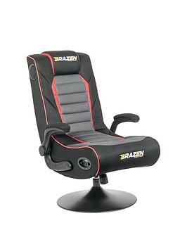 brazen-brazen-serpent-21-bluetooth-surround-sound-gaming-chair-black-and-red
