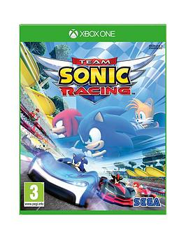 Xbox One Xbox One Team Sonic Racing Picture