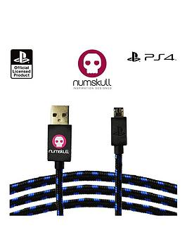 rubber-road-powerfast-4-metre-charging-cable-for-ps4