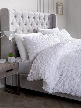 ideal-home-seersucker-cotton-duvet-cover-set