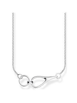 thomas-sabo-thomas-sabo-sterling-silver-heritage-link-necklace