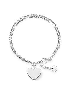 thomas-sabo-thomas-sabo-sterling-silver-double-row-heart-bracelet