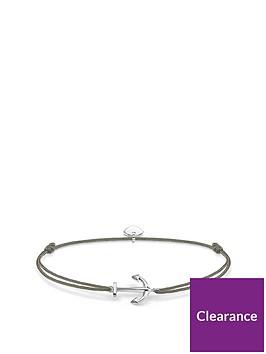 thomas-sabo-thomas-sabo-little-secrets-sterling-silver-anchor-grey-adjustable-bracelet