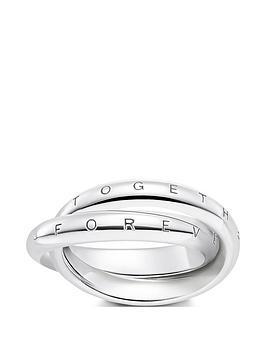 thomas-sabo-thomas-sabo-sterling-silver-interlinked-together-forever-ring