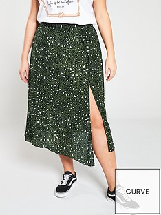 v-by-very-printed-side-split-skirt-animal