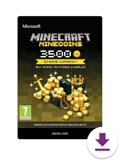xbox-one-minecraftnbspminecoins-3500-coins-digital-download