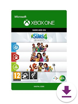xbox-one-the-sims-4-bundle-cats-amp-dogs-parenthood-toddler-stuffnbsp--digital-download