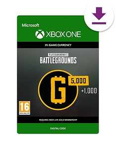 xbox-one-playerunknowns-battlegrounds-6000-g-coin-xbox-one-digital-download
