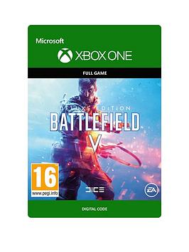 Xbox One Xbox One Battlefield V: Deluxe Edition - Digital Download Picture