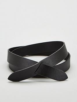 v-by-very-tie-waist-belt-black