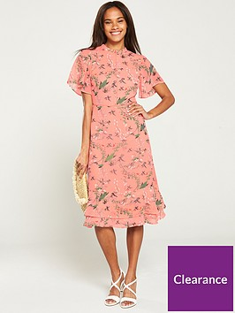 oasis-mellow-meadow-printed-tiered-dress-multi