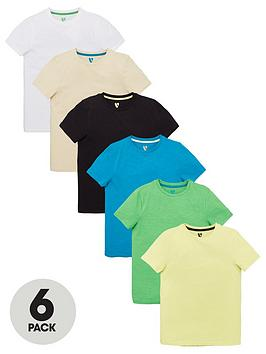 v-by-very-boys-6-pack-short-sleeve-t-shirts-multi