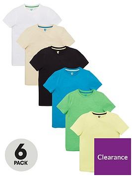 v-by-very-boys-6-pack-short-sleeve-t-shirts-multi