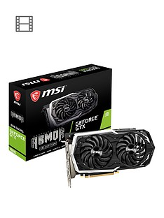 msi-geforce-gtx-1660-armor-6g-oc