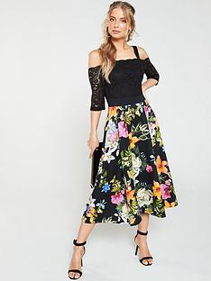 v-by-very-lace-top-printed-scuba-prom-dress-black-floral