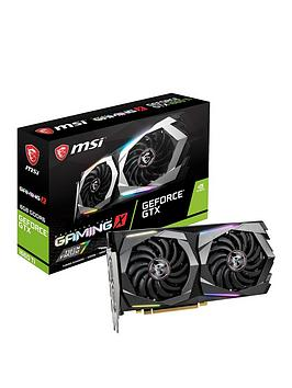 MSI  Msi Geforce Gtx 1660 Ti Gaming X 6G Graphics Card