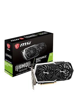 MSI  Msi Geforce Gtx 1660 Ti Armor 6G Oc Graphics Card